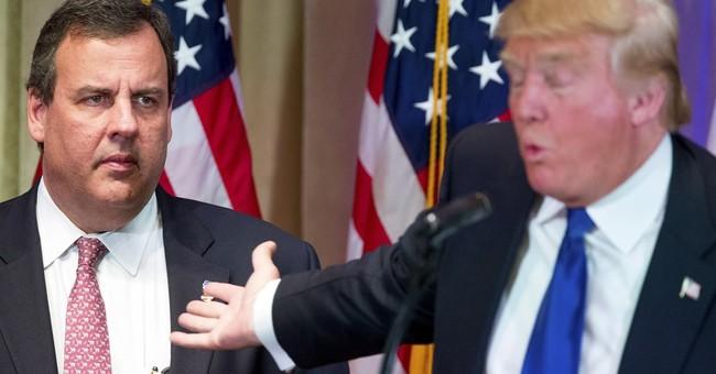 Christie's thousand-yard stare stirs mockery, befuddlement