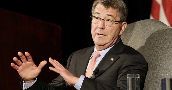 Defense secretary favors strong encryption, not 'back doors'