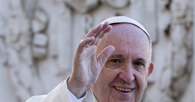 Pope to church benefactors: We don't need your blood money