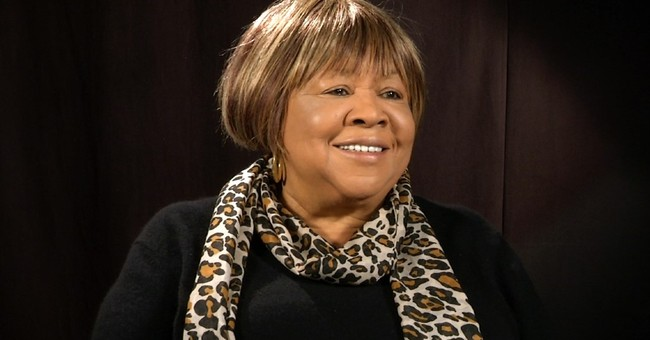There's no quit in Mavis Staples, or her voice