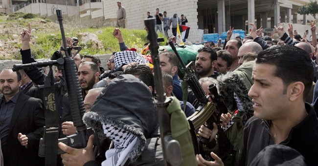 Israeli army: Forces shoot and kill 2 Palestinian attackers