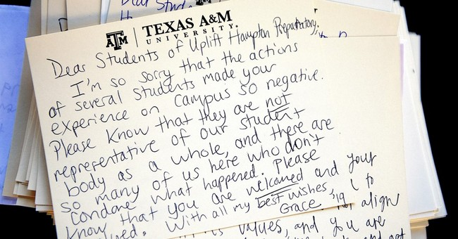 No charges for students behind racial slurs at Texas A&M