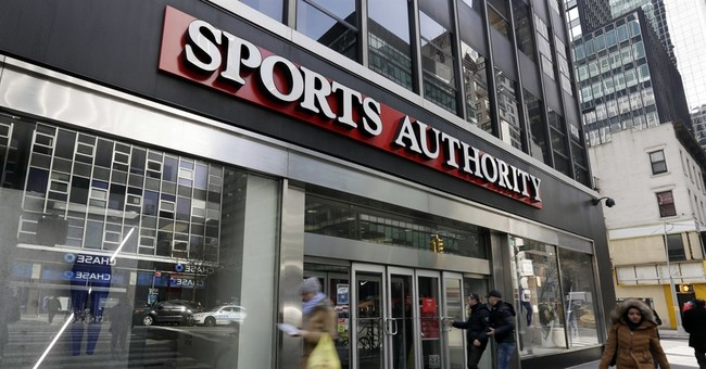 Sports Authority stumbled as shoppers moved online