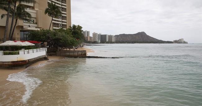 Hawaii bill would start to restore Waikiki Beach