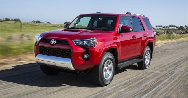 Fact sheet: 2016 Toyota 4Runner