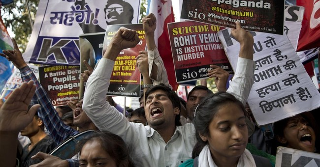 Court allows bail for Indian student leader in sedition case