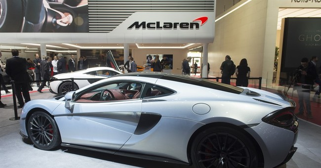 Speed machines and family rides among Geneva show highlights