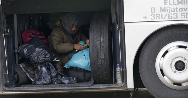 With EU borders closing, it's a boom time for smugglers