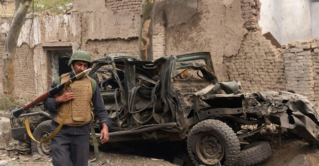 Afghan official: Indian consulate attack kills 2, wounds 19