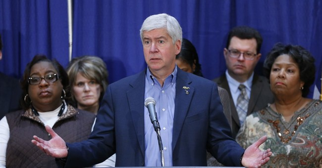 Michigan restricted Flint from switching water in loan deal