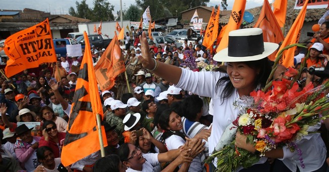 Fujimori legacy blessing and curse for candidate daughter
