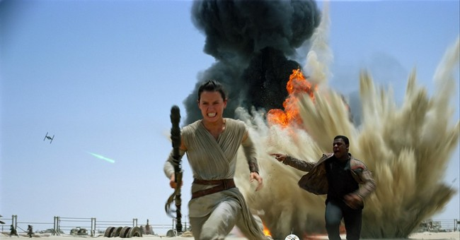 'Star Wars: The Force Awakens' comes to home video in April