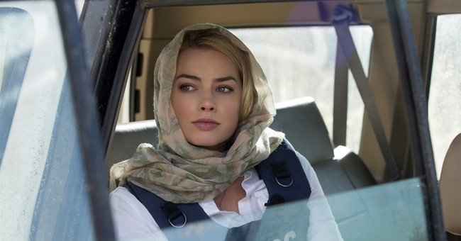 Review: 'Whiskey Tango Foxtrot' looks inside war reporting