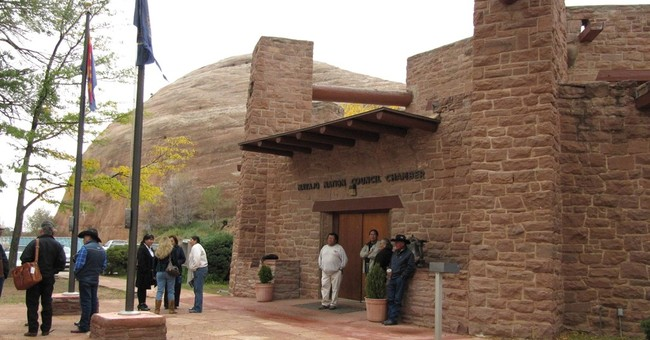 Navajo Nation discretionary fund cases drawing to close