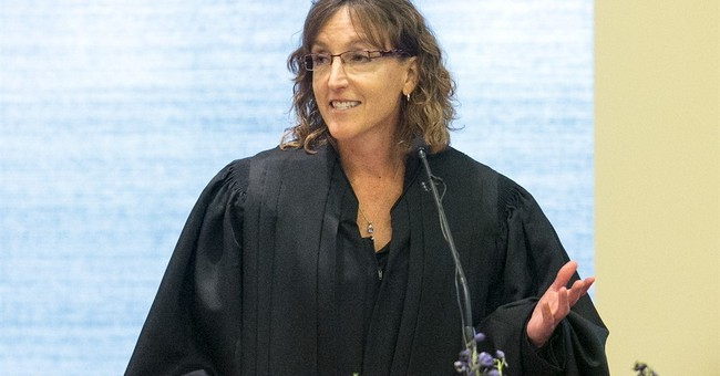 Biographical information on Jane Kelly, federal judge