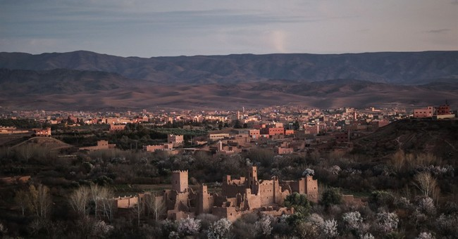 AP PHOTOS: Berbers live on in Morocco's Atlas Mountains