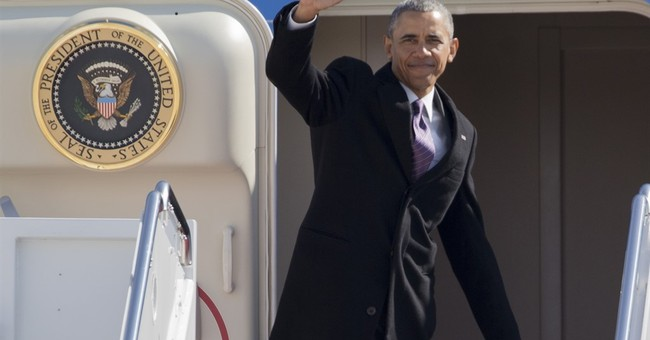 Argentine president says Obama to visit Bariloche