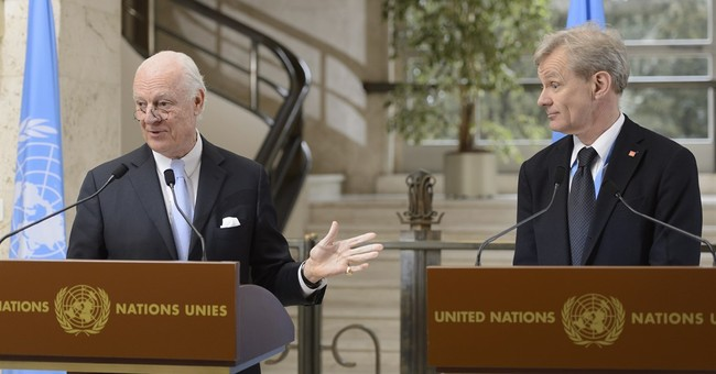 UN envoy: Syria cease-fire is holding despite some fighting