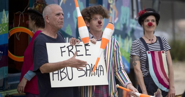 Palestinian circus artist held by Israel is to appeal case