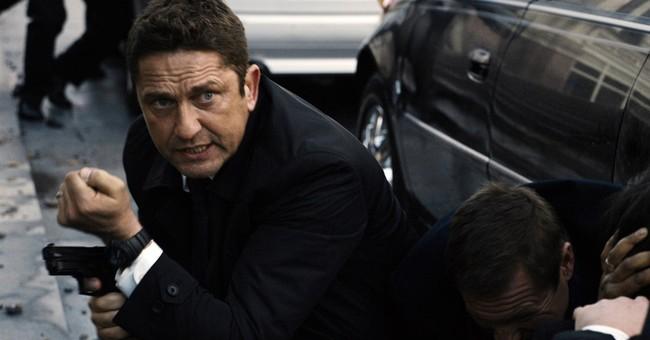 Review: 'London Has Fallen,' a ludicrous sequel on steroids