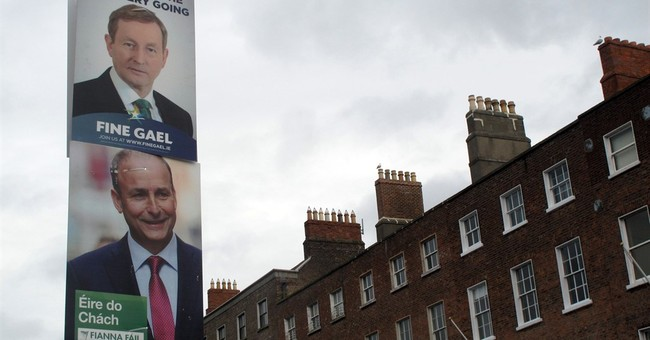 Final Irish election results leave nation in political limbo