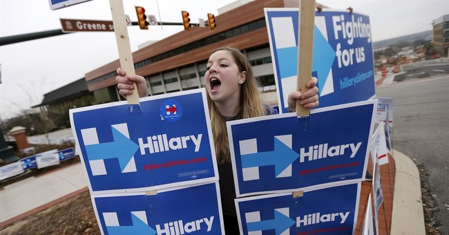 Clinton now faces struggle to win back younger voters