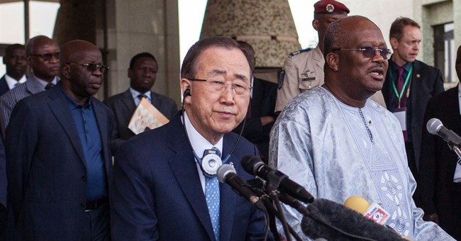 UN chief expresses concern about extremism in Sahel region