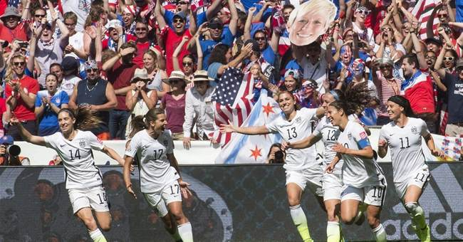 Judge considers right to strike for US women's soccer team