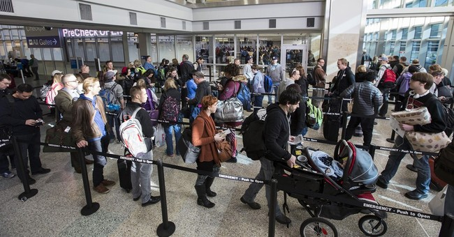 Long waits at security checkpoints become new normal at MSP