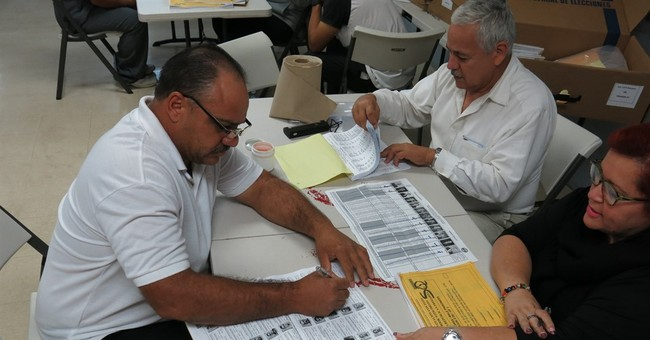 Thousands of Puerto Rico inmates vote in Republican primary