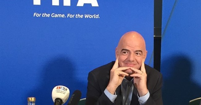 Infantino says 2026 World Cup bids must be 'bullet-proof'