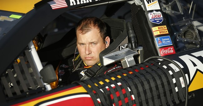 Busch brothers enjoy annual Vegas homecoming, look for wins