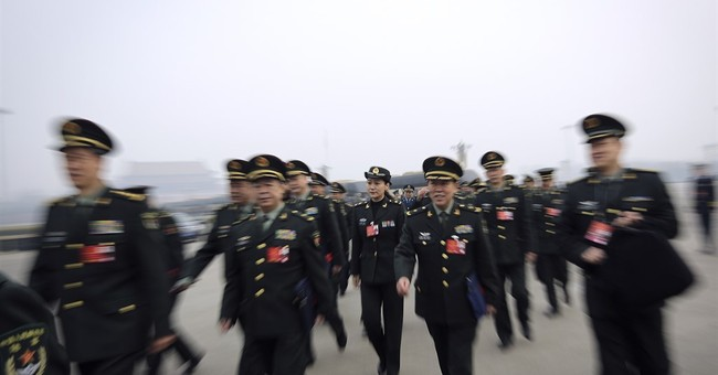 China's military spending increase to be smallest in 6 years