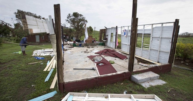 Cyclone tears at Fiji's economy, but experts predict rebound