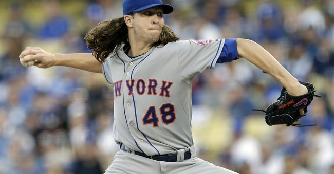 Mets renew All-Star Jacob deGrom's contract for $607,000
