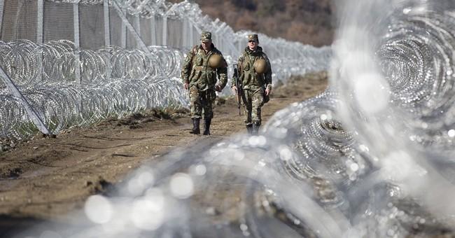 The Latest: Greece seeks 'major' border patrol boost
