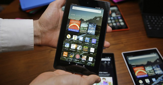 Amazon confirms local data encryption gone on Fire tablets