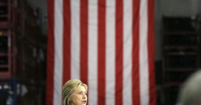 Clinton urges candidates to present 'credible' economic plan