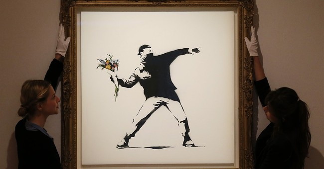 Scientists use math to hunt for identity of elusive Banksy
