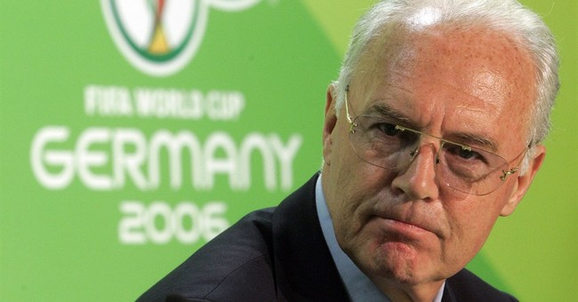 Report doesn't exclude vote-buying in 2006 German WCup bid