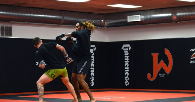 Albuquerque gym gets attention for training top MMA fighters