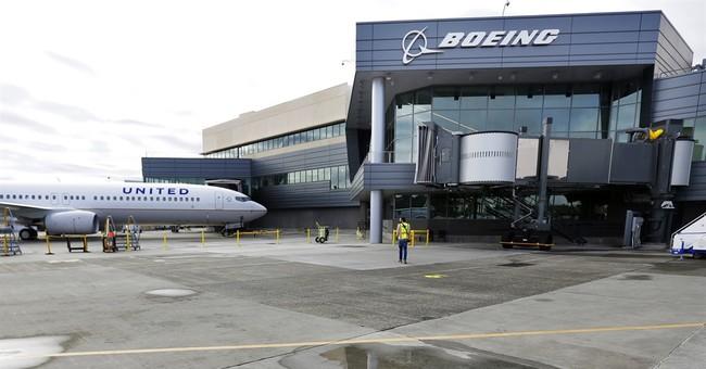 Cleaner skies: Boeing designs self-sterilizing jet bathrooms
