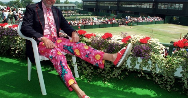Dick Enberg remembers his friend, Bud Collins