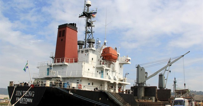Philippines to impound suspected N. Korean ship, deport crew