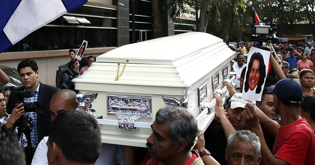 Slain indigenous, environmental activist buried in Honduras