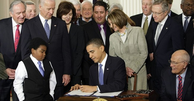 Seeds of GOP splinter in opposition to all things Obama