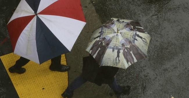 Blustery storm brings rain, snow to dry California