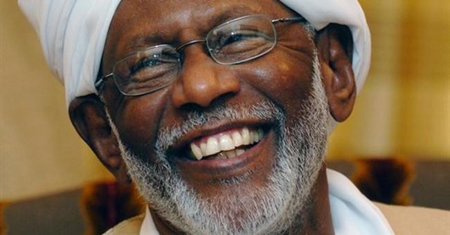 Sudanese Islamist figure al-Turabi dies at 84