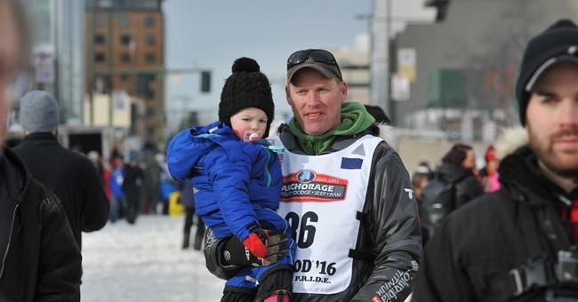 Mushers set off from Alaska town as Iditarod race begins