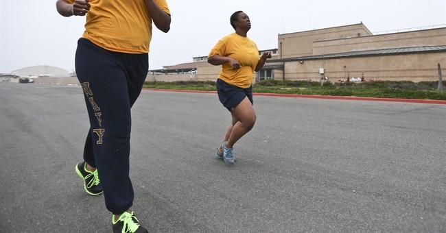 Sailors face more lenient body fat rules